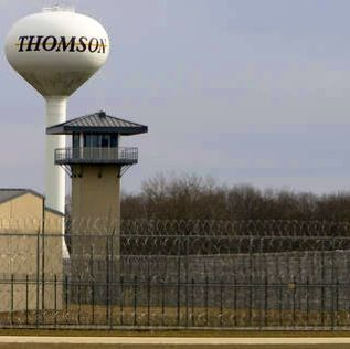 Thomson Correctional Center in Thomson, Illinois  Funding Approved for Activation of ADX/USP Thomson, New Federal Supermax Prison: http://solitarywatch.com/2014/03/14/funding-approved-for-activation-of-adxusp-thomson-new-federal-supermax/