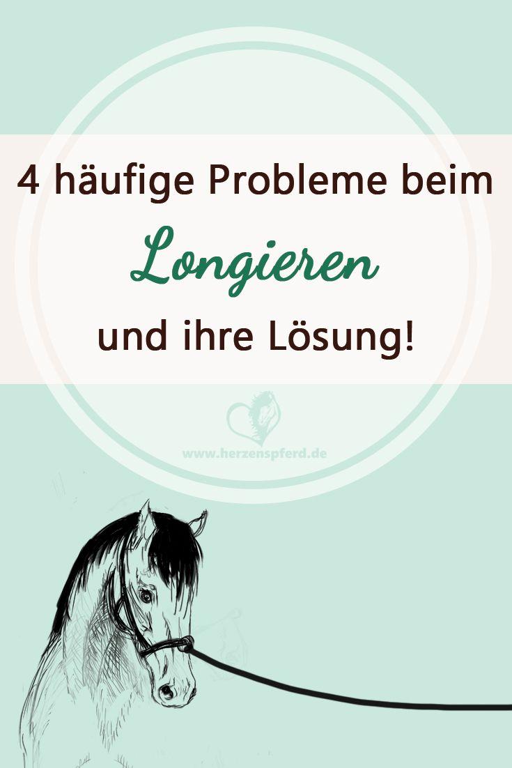 4 häufige Probleme beim Longieren und ihre Lösungen