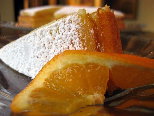 Slice of El Salvador: Maria Luisa Cake (From Bakergal.com)