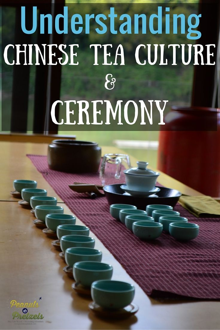 Kungfu Tea? Understand Chinese Tea Culture & Ceremony (Gonfu Cha) - Peanuts or Pretzels Travel #China #Tea #Culture