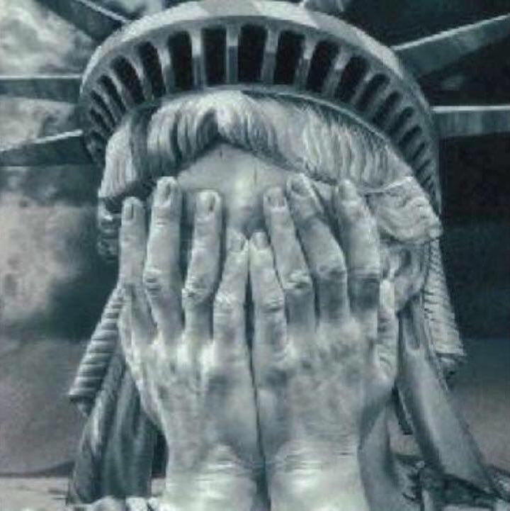 Shedding a tear for America and the world. #apocalypse #uselection #uselections #apocalypsenow #uselections2016 #ww3 #usa #trump #politics #america #newyork #clinton #donaldtrump #vote #democrat #democrats #hillary #president #republican #republicans #corruption #endoftheworld #endoftheworldasweknowit