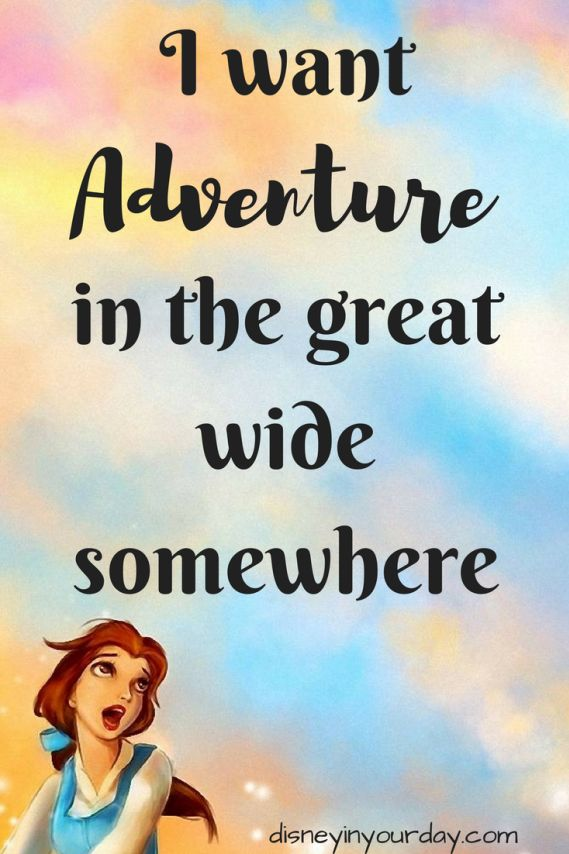 Disney movie quotes and sayings