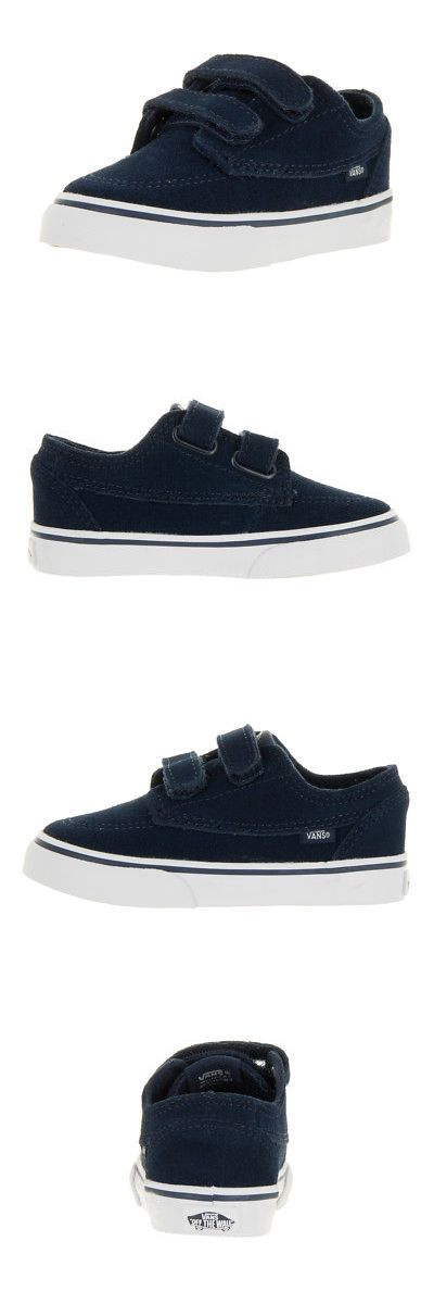 Youth 159072: Vans Toddlers Brigata V (Suede) Skate Shoe -> BUY IT NOW ONLY: $30.9 on eBay!