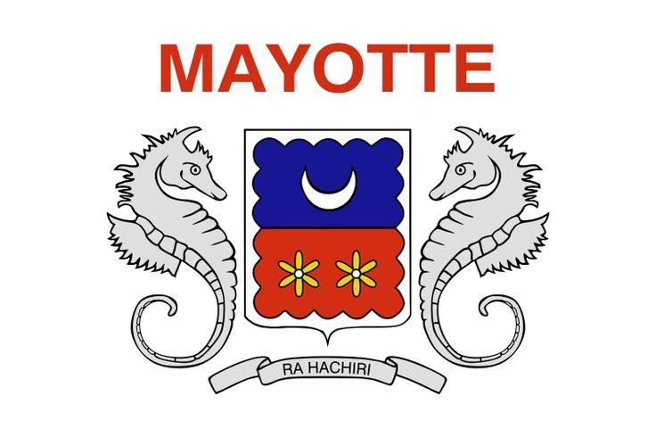 Stema Mayotte