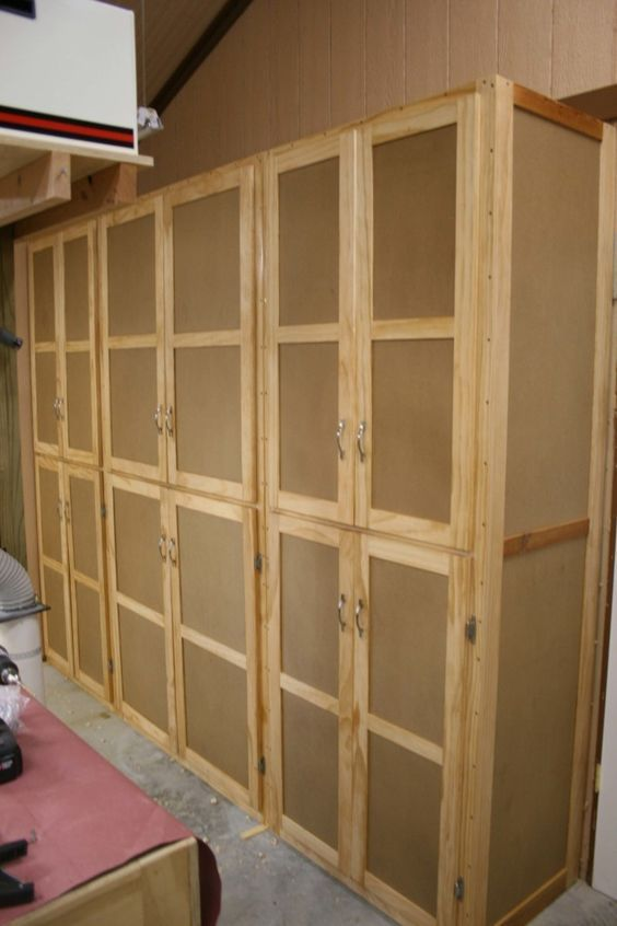 Storage Cabinets Garage Storage In 2019 Diy Garage