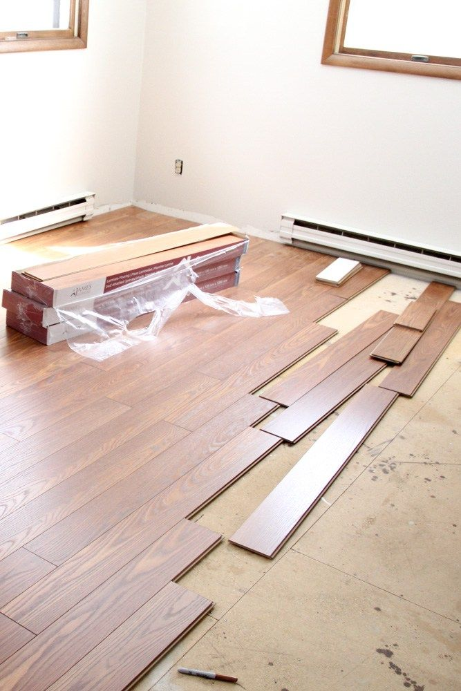 Installing Laminate Flooring (and A New Rug Too. Installing Laminate  FlooringLumber LiquidatorsBright Green