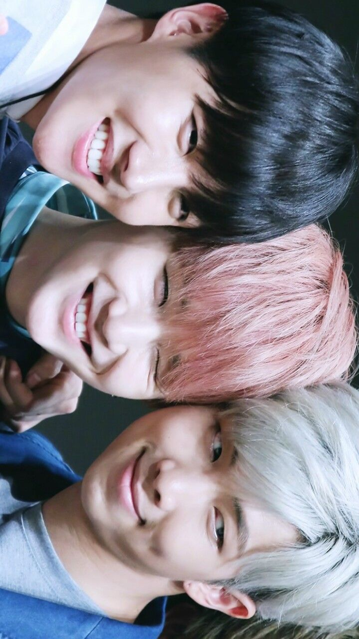Rap Line ahhhhhh so cute I'm gonna die!! but s Bangtan