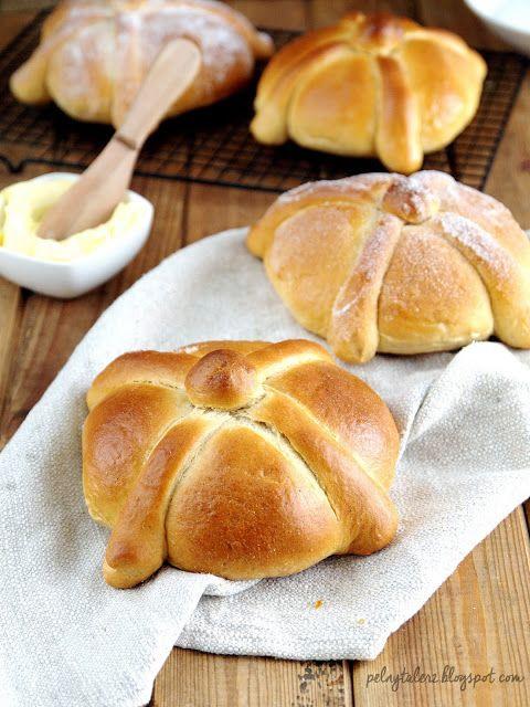 Chleb zmarłych (Pan de Muerto)