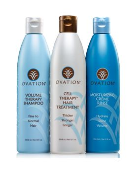 Balance Cell Therapy® System - Ovation Hair®
