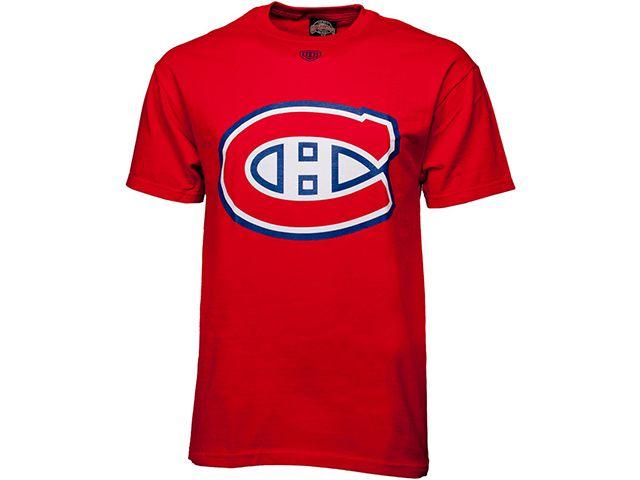 T-Shirt Onside avec logo sur la poitrine pour jeune des Canadiens de Montréal
