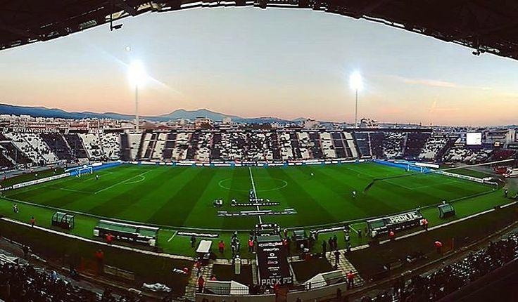Heute Abend spielt der FC Schalke bei PAOK in Saloniki. Was meint Ihr wie spielt Schalke heute Abend ins diesem klassischen Stadion?  #s04 #paok #paoks04 #euroleague #bolzplatzhelden Bildquelle: http://ift.tt/2kMZch7