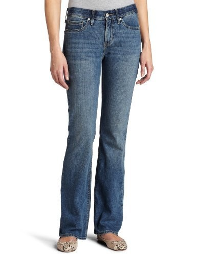 Levi's petite bootcut jeans
