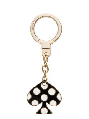 polka dot spade keychain | Kate Spade New York