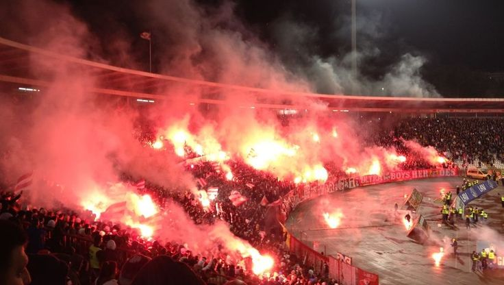 FK Partizan v FK Crvena Zvezda