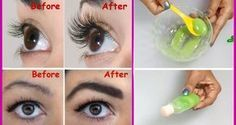 HOW TO GROW LONG, THICK EYELASHES