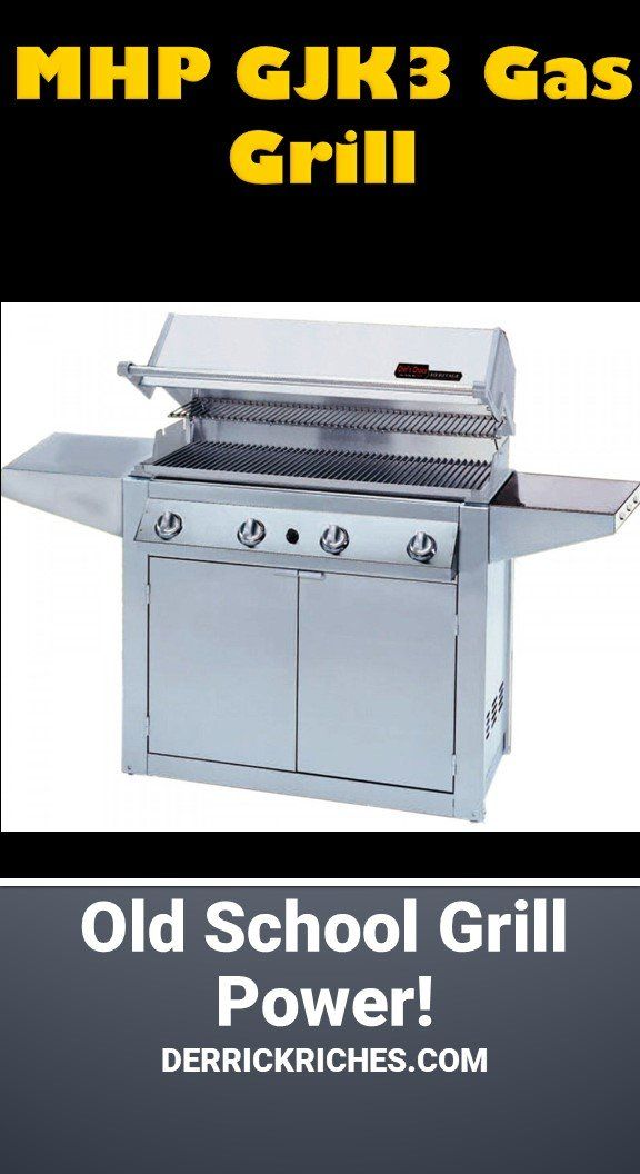Mhp Gjk3 Gas Grill Review Gas Grill Reviews Best Gas Grills Grilling