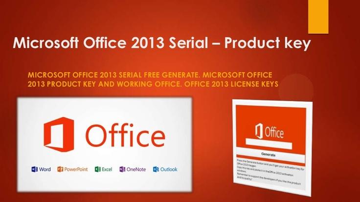 microsoft office 2013 keygen generator