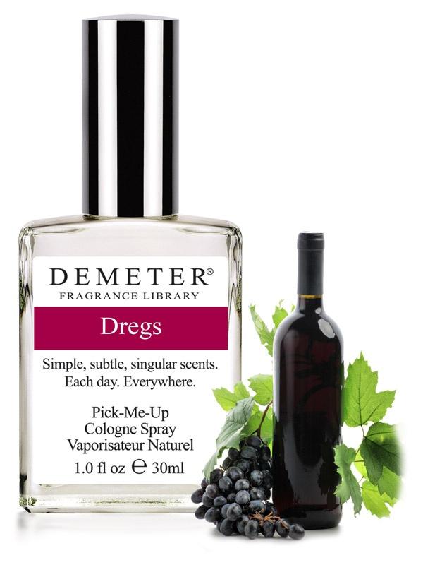 Винный осадок (Dregs) ― Магазин ароматов «Demeter Fragrance Library»