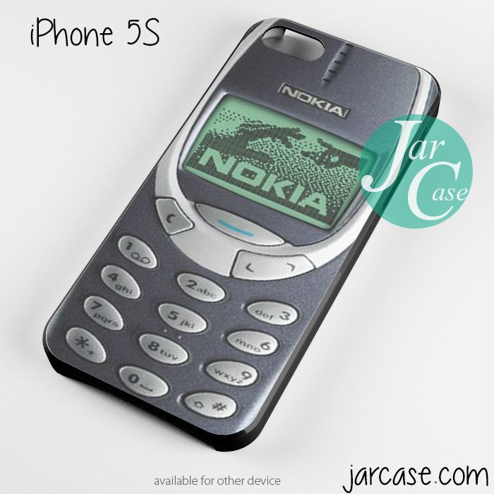 nokia old mobile Phone case for iPhone 4/4s/5/5c/5s/6/6 plus