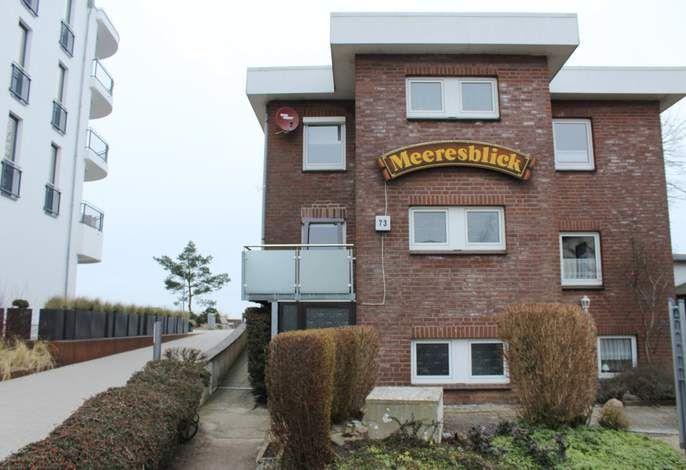 (STR73) Haus Meeresblick - FeWo Barthel in Timmendorfer Strand / Niendorf, Lübecker Bucht bei HRS Holidays günstig buchen