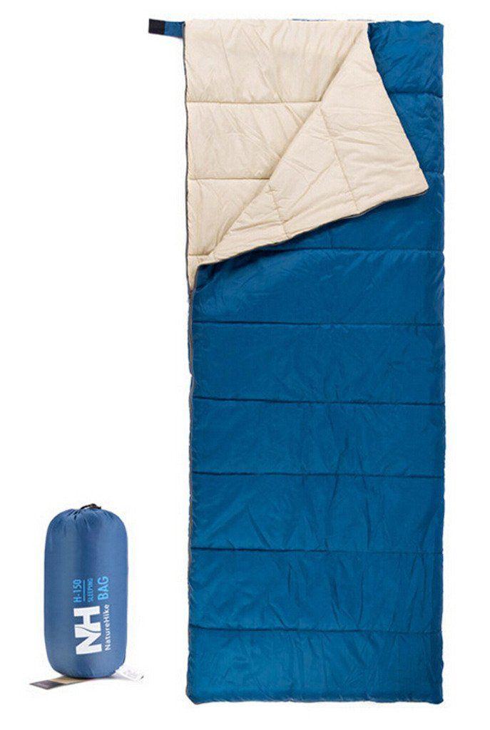 Amazon.com : K-Sports Winter Sleeping Bags Envelope Ultralight Compact Sleeping Bag with Carrying Bag Blue Sleeping Bag : Sports & Outdoors