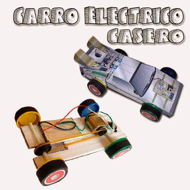 Carro El 233 Ctrico Casero Delorean Casero Proyectos Caseros