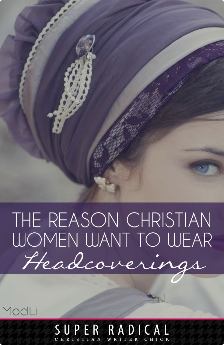 I read this great (very short) little book about why Christian women should wear head coverings. I was so inspired by the truth of this book that I started looking for them and found these great fashionable ones from Modli.co. Read the basics of the book on this post and find a link to download KP Yohanna's free ebook Head Coverings.