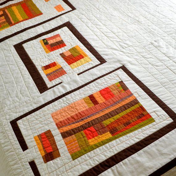 Modern Quilt by TwiggyandOpal