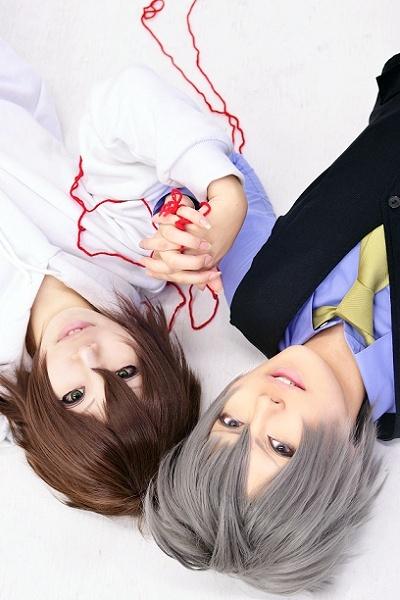 [yagami tsubame] Junjo Romantica: Pure Romance: Akihiko Usami - Cosplayers' Cure