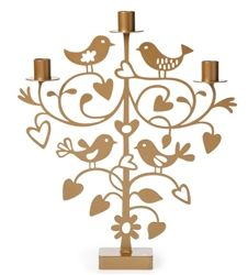 The Bengt & Lotta Lovebirds Candleholders are available now at Northlight Homestore