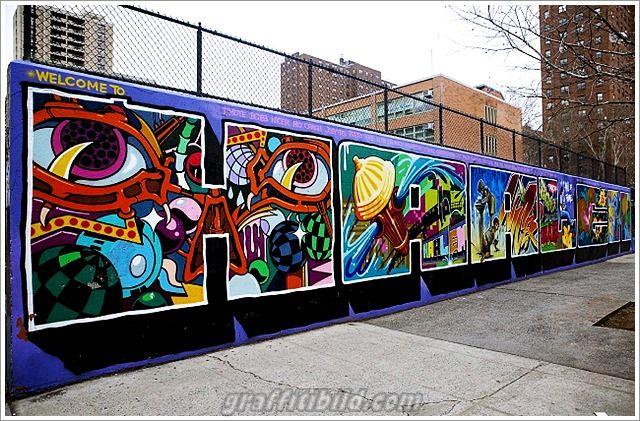 NYC Street Art 2019   – Street Art in Cities