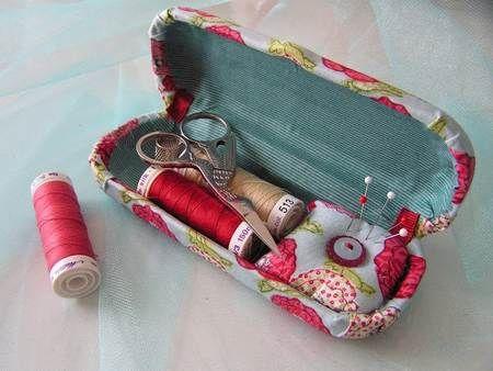 10 kit per il cucito fai-da-te con materiali di scarto