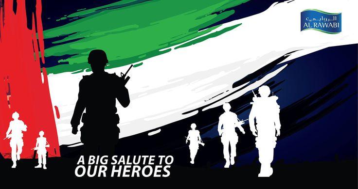 Al Rawabi pays homage to the real heroes who sacrificed their life for the country