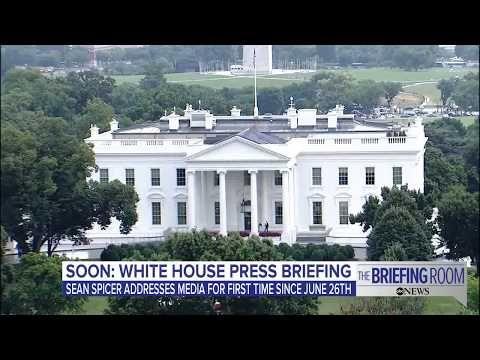 White House press briefing 7/17/17: Breaking down the latest on 'The Briefing Room' - https://www.pakistantalkshow.com/white-house-press-briefing-71717-breaking-down-the-latest-on-the-briefing-room/ - http://img.youtube.com/vi/W7NNOfkcKRg/0.jpg