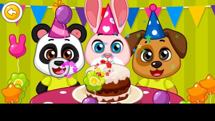 Birthday Party  - Android gameplay yovogames Movie  apps  free best top