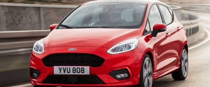 2017 Ford Fiesta - First look