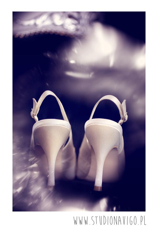 pantofle do ślubu  l  wedding shoes