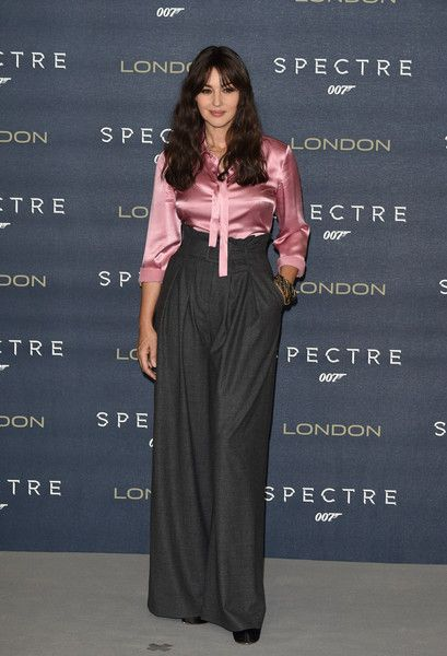 Monica Bellucci Photos: 'Spectre' Photocall in London