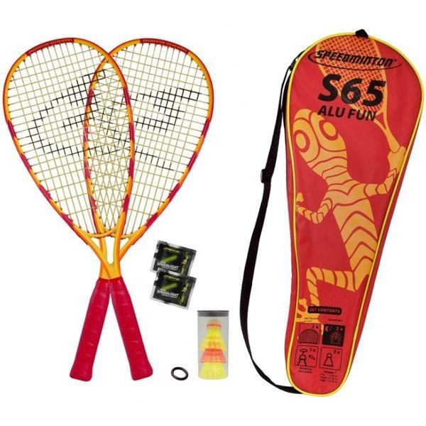 Speedminton S65 fun set»Buitenspeelgoed»Alle Producten»Apart en origineel speelgoed, webwinkel Trendyspeelgoed.nl