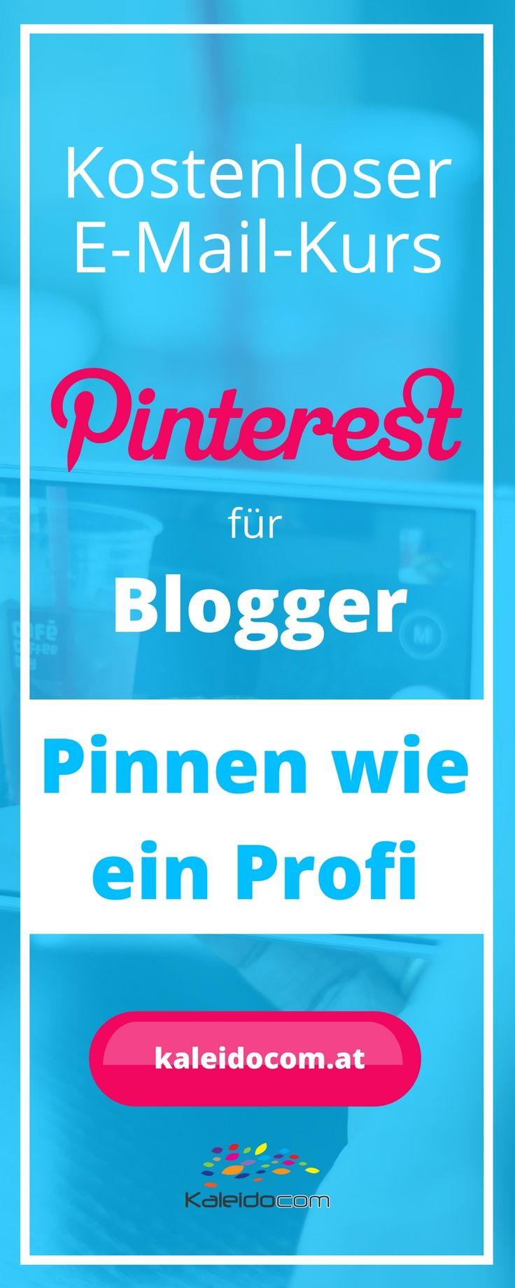 Heute noch anfangen und Pinterest strategisch nutzen! Kostenloser E-Mail-Kurs mit zahlreichen Tipps und Tricks. #pinteresttipp #pinterestmarketing