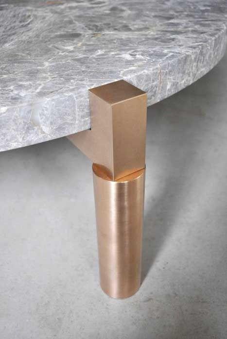 Modern table. Modern sideboard. Luxury furniture. Interior design, interiors, brass, decor. Take a look at: www.bocadolobo.com 1