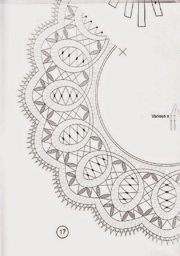"Кружева на коклюшках: Журнал ""Lace Express"" № 2/2011"