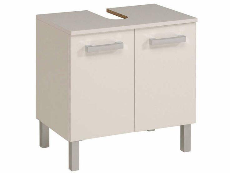 1000 id es propos de meuble sous lavabo sur pinterest - Meuble sous lavabo conforama ...