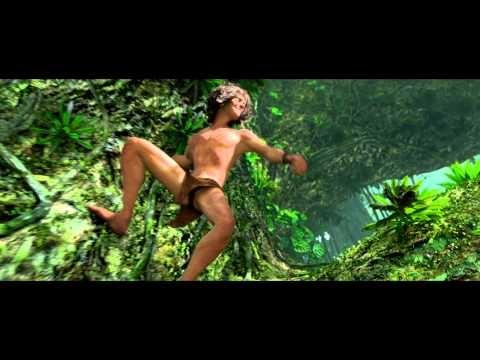 Tarzan 3D - Offizieller Teaser - Ab Sommer 2013 im Kino