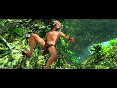 Directed by Reinhard Kloss, Tarzan 3D stars Kellan Lutz and Spencer Locke as the eponymous Tarzan and Jane, but for some reason the entire film was animated using very, very cheap motion-capture. It also doesn't help if Tarzan looks like Opie in close-up.