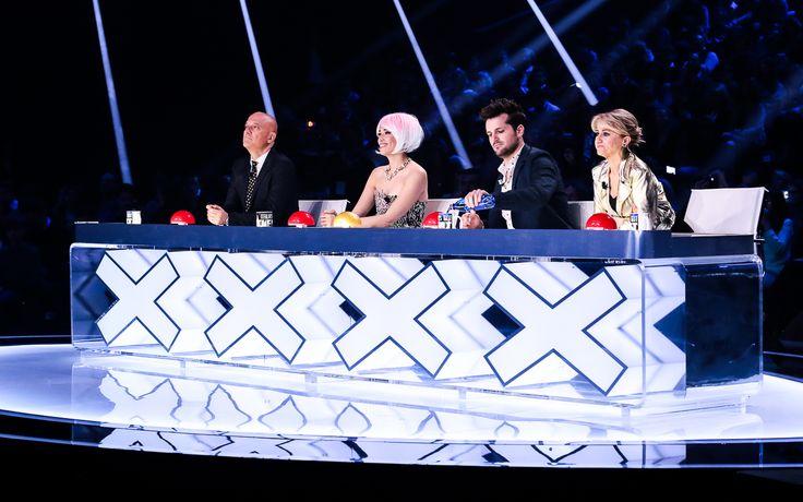 I giudici aspettano i talenti