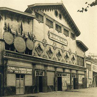 Teatro Apolo. http://observatori.liquidmaps.org BARCELONA