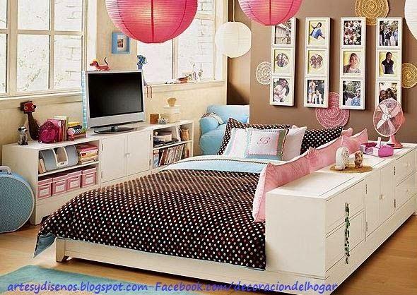 Diseño y Decoración del Hogar Design and Decoration: Dormitorios Juveniles
