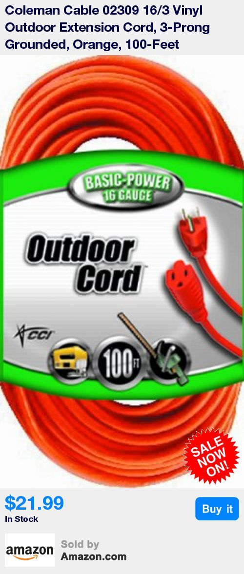 Resist moisture, abrasion and exposure to sunlight * Suitable for outdoor use * Built with molded water resistant blades * Wire is 16-Gauge with 3 conductors. 10 amp, 1250 watt. * Keep one in your car, garage, office and kitchen