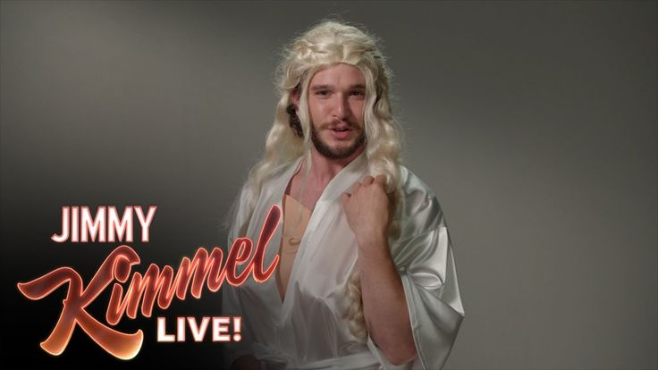 Kit Harington's Never-Before-Seen Game of Thrones Audition  via #Shar Banning of Google+